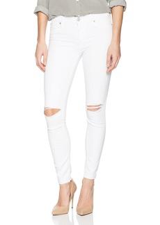 Hudson Jeans Women's NICO MIDRSE Ankle Super Skinny RAW Hem 5 Pocket Jean