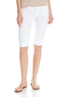 Hudson Jeans Women's Palerme Knee Denim Short  24