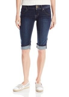 Hudson Jeans Women's Palerme Knee Denim Short  26