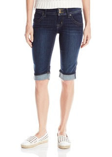 HUDSON Jeans Women's Palerme Knee Denim Short