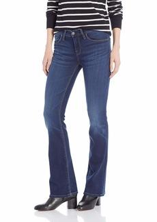 Hudson Jeans Women's Petite Drew Midrise Bootcut 5 Pocket Jean