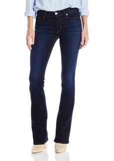 HUDSON Jeans Women's Petite Love Midrise Bootcut 5 Pocket Jeans
