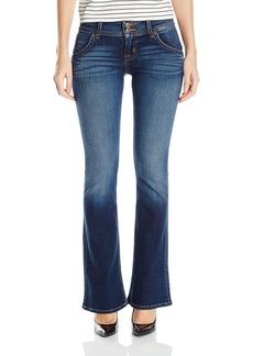 Hudson Jeans Women's Petite Size Signature Bootcut Flap Pocket Jean