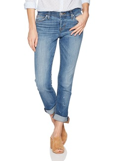 Hudson Jeans Women's Riley Crop Relaxed Straight Jean