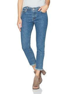 Hudson Jeans Women's Riley Luxe Crop W Raw Hem
