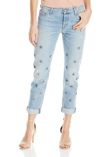 Hudson Jeans Women's Riley Relaxed Straight 5-Pocket Jean