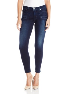 Hudson Jeans Women's Roe Midrise Ankle Super Skinny 5 Pocket Jeans CORPS 2