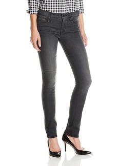 Hudson Jeans Women's Shine Midrise Skinny 5-Pocket Jean