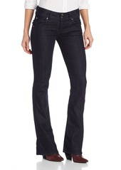 Hudson Jeans Women's Signature Midrise Bootcut Flap Pocket Jean