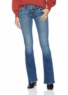Hudson Jeans Women's Signature Midrise Bootcut Flap Pocket Olympic BLVD