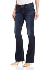 Hudson Jeans Women's Signature Petite Bootcut Flap Pocket Jean