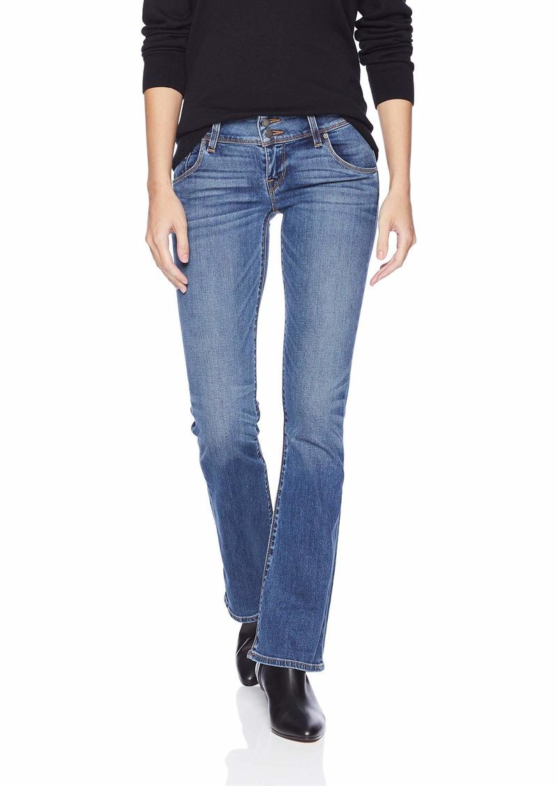 Hudson Jeans Women's Signature Petite Midrise Bootcut Flap Pocket Jean Olympic BLVD
