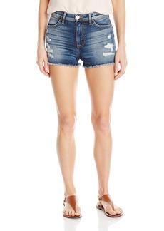 Hudson Jeans Women's Soko Hight Rise Cut Off Short