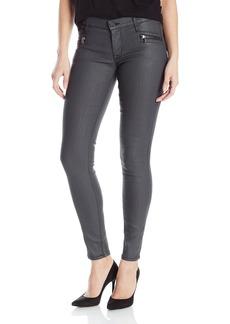 Hudson Jeans Women's Spark Zipper Skinny Jean