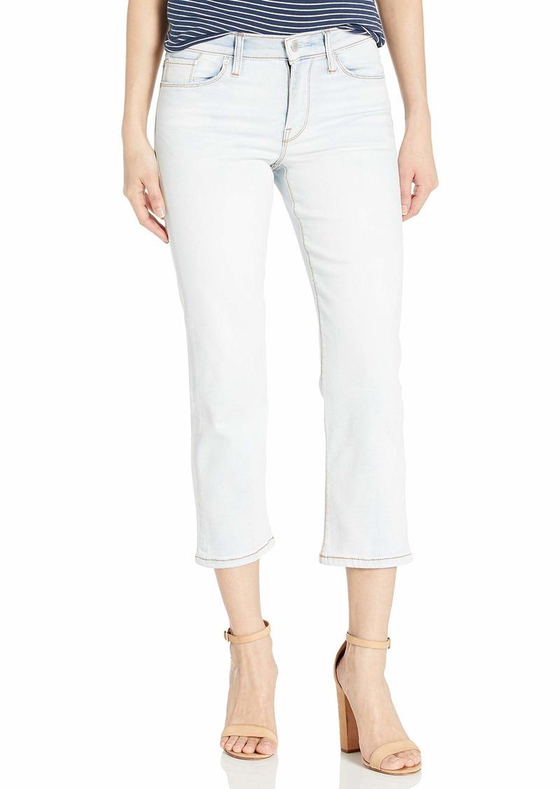 HUDSON Jeans Women's Stella Midrise Crop 5 Pocket Jean
