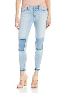 Hudson Jeans Women's Suzzi Midrise Ankle Skinny Released Hem Denim 5-Pocket Jean