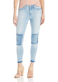 Hudson Jeans Women's Suzzi Midrise Ankle Skinny Released Hem Denim 5-Pocket Jean
