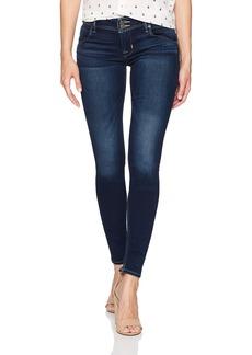 Hudson Jeans Women's Tall Size Collin Midrise Skinny Supermodel
