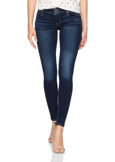 Hudson Jeans Women's Tall Size Collin Midrise Skinny Supermodel