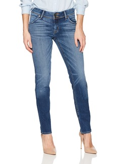 Hudson Jeans Women's Tall Size Collin Midrise Skinny Supermodel Jean