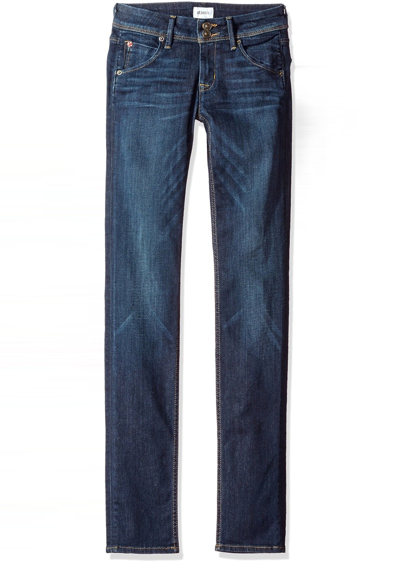 Hudson Jeans Women's Tall Size Collin Midrise Supermodel Skny
