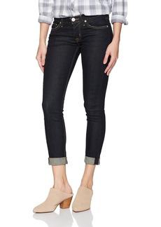 Hudson Jeans Women's Tally Crop Skinny 5 Pocket Jean