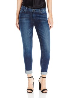 Hudson Jeans Women's Tally Cropped Skinny 5-Pocket Jean