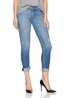 Hudson Jeans Women's Tally Crop Skinny Jean