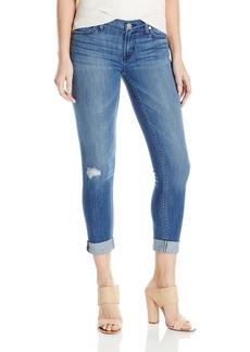 Hudson Jeans Women's Tally Cropped Slim 5-Pocket Jean