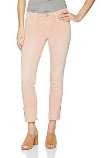 Hudson Jeans Women's Tally DEEP Cuff Crop Skinny 5 Pocket Jean