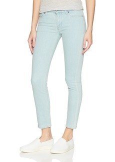 HUDSON Jeans Women's Tally Midrise Skinny Crop 5 Pocket Jean SAGE Extract