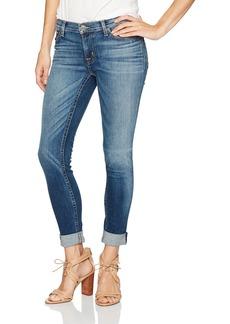 Hudson Jeans Women's Tally Rolled Crop Skinny Jean