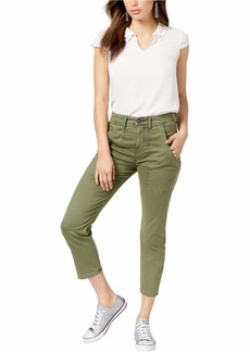 Hudson Jeans Women's The Leverage HIGH Rise Ankle Cargo