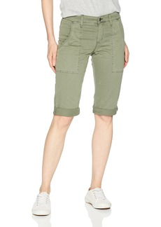 Hudson Jeans Women's The Leverage Midrise Cargo Short