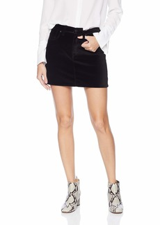 Hudson Jeans Women's The Viper Mini Skirt