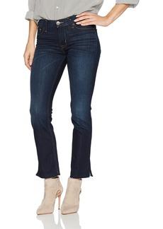 Hudson Jeans Women's Tilda Midrise Ankle Cigarette Raw Hem 5 Pocket Jean