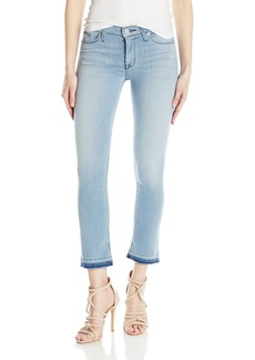 Hudson Jeans Women's Tilda Step Hem Cropped Released Straight