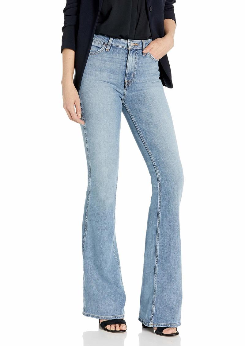 HUDSON Jeans Women's Tom Cat High Rise Flare Jean