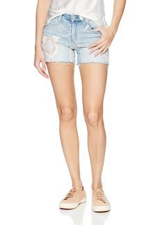 Hudson Jeans Women's Valeri Cut Off 5 Pocket Jean Short in Bloom