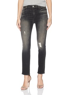 Hudson Jeans Women's Vintage Holly High Rise Crop Skinny 5 Pocket Jean