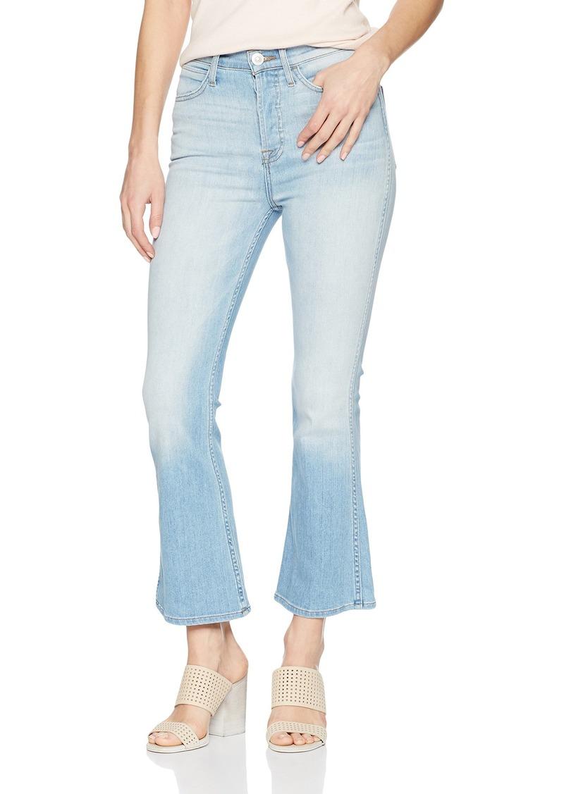 Hudson Jeans Women's Vintage Holly High Rise Flare 5 Pocket Jean