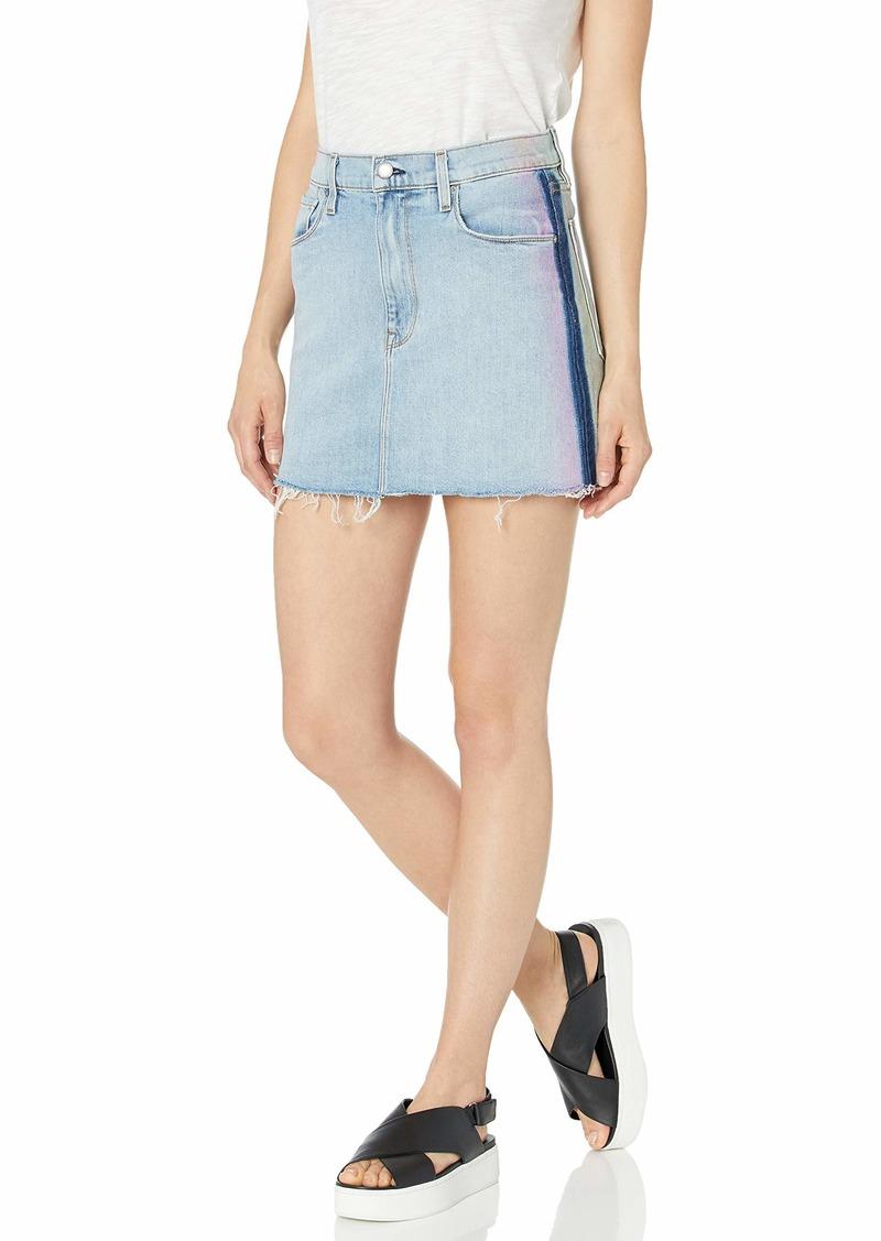Hudson Jeans Women's Viper Jean Skirt