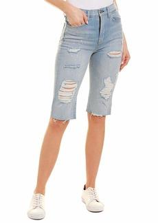 Hudson Jeans Women's Zoeey HIGH Rise Cut Off Boyfriend Jean Shorts