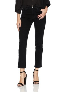 Hudson Jeans Women's Zoeey High Rise Straight Jean