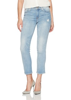 Hudson Jeans Women's Zoeey High Rise Straight Jean