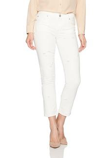 Hudson Jeans Women's Zoeey Midrise Crop Straight Jeans