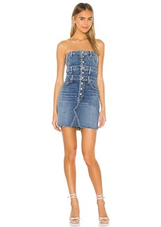 Hudson Jeans X REVOLVE Triple Layer Denim Dress