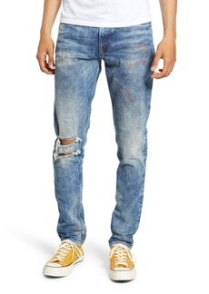 Hudson Jeans Zack Ripped Skinny Fit Jeans (National)