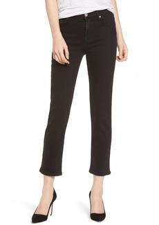 Hudson Jeans Zoeey High Waist Crop Jeans (T.N.T.)