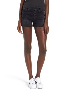 Hudson Jeans Zoeey High Waist Cutoff Shorts (Teenage Riot)
